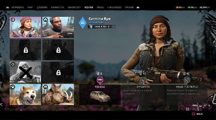 Far Cry New Dawn Guide How To Find All Guns For Hire Locations