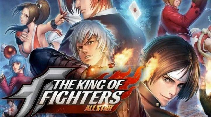 The King Of Fighters Xv Will Be Launched In 2020