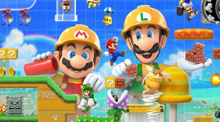Super Mario Maker 2 How To Switch Between Charactes Mario