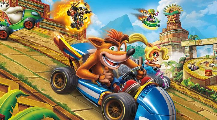 ▷ Crash Team Racing Nitro-Fueled: How to split screen - Can i play