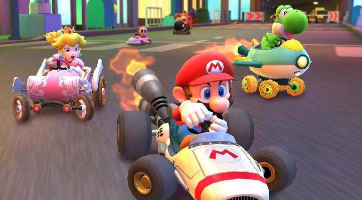 Mario Kart Tour How To Get More Points Tips And Tricks