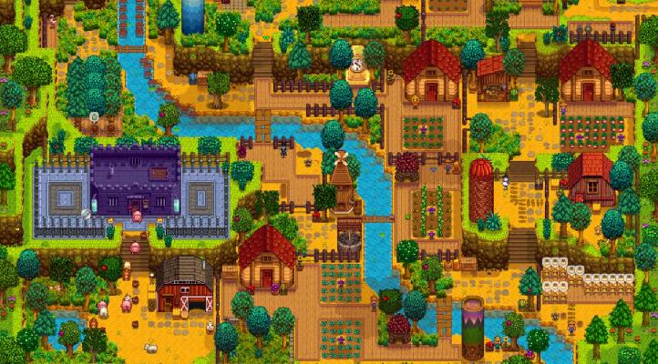 Stardew Valley 1.4: How to find The Golden Scythe and the Reaper Cave