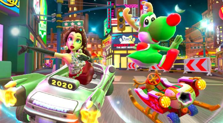 Mario Kart Tour How To Complete The Course With Most Coins