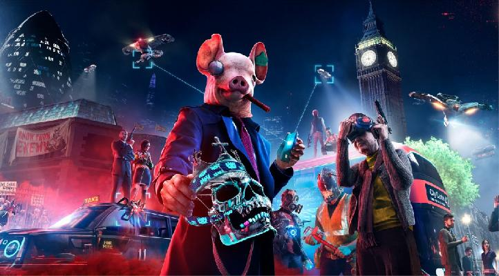 Watch Dogs Legion How To Find Every All Pig Masks