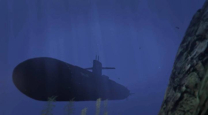 Gta Online Como Usar O Submarino