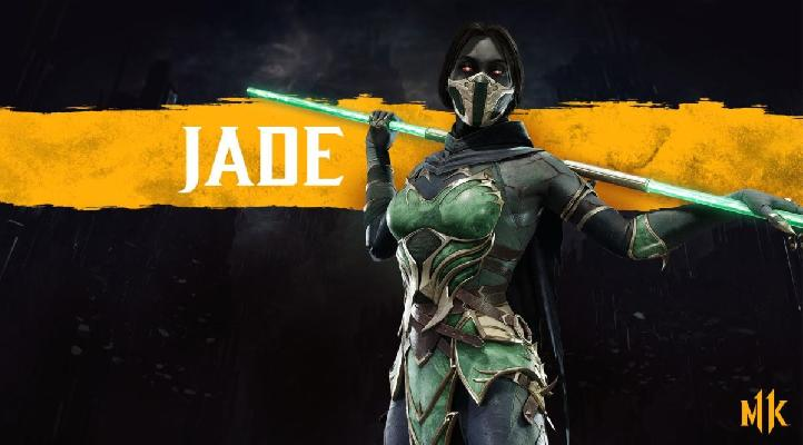 Mortal Kombat 11 Jade Joins The List Of Fighters