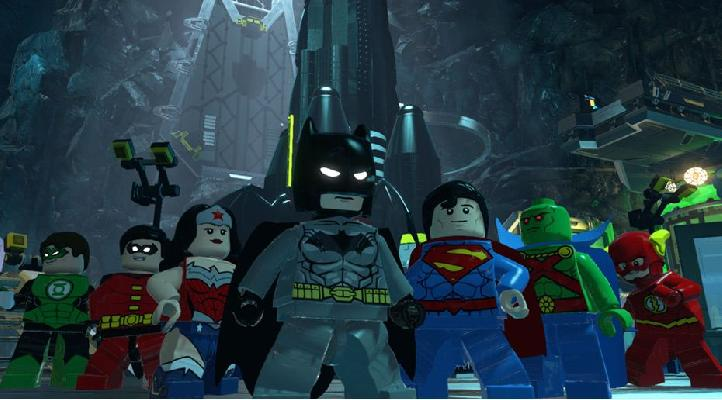 Lego Batman 3 Beyond Gotham Cheats Code