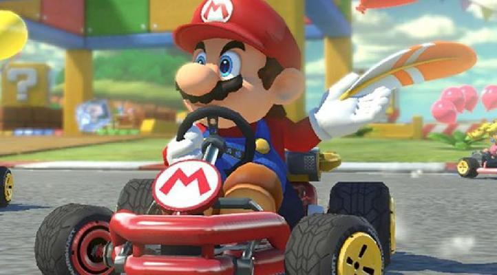 Mario Kart Tour Earn A Score Of 7000 Points Using A