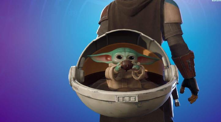 Fortnite The Mandalorian And Baby Yoda Gudie You can play the infamous mandalorian bounty hunter from the star wars universe, complete with baby yoda, in a new season of fortnite. the mandalorian and baby yoda gudie