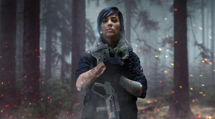 Картинки по запросу Call of Duty: Modern Warfare  girl