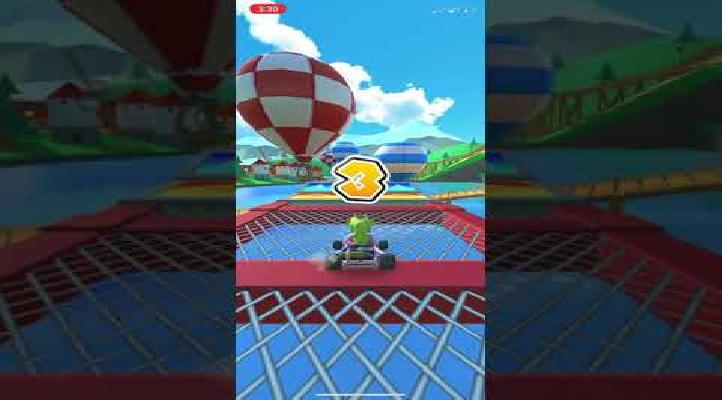 Mario Kart Tour How To Complete Hot Air Balloons Challenge