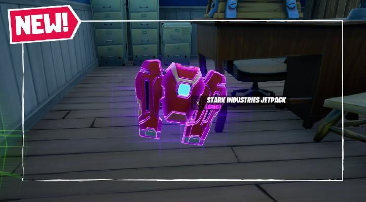 Fortnite How To Get The Stark Industries Jetpack New fortnite battle royale new update jetpack gameplay live with typical gamer! how to get the stark industries jetpack