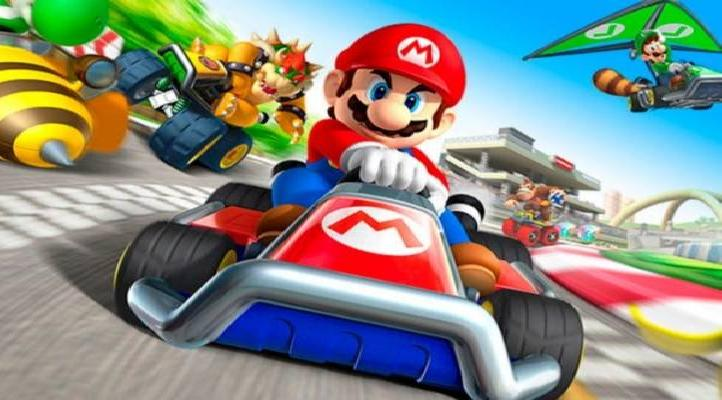 Mario Kart Tour How To Hit A Kadomatsu With An Item 3
