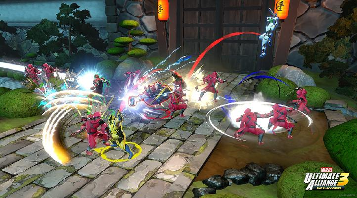 ▷ Marvel Ultimate Alliance 3 multijoueur: Comment jouer avec des ...