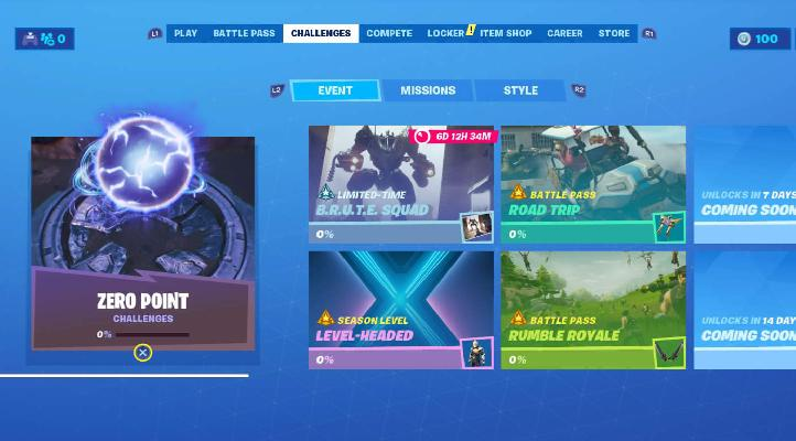 Fortnite Leaks There Will Be A Item Shop Voting System In Future Updates Fortnite cosmetic leaks can come out in multiple different ways. item shop voting system in future updates