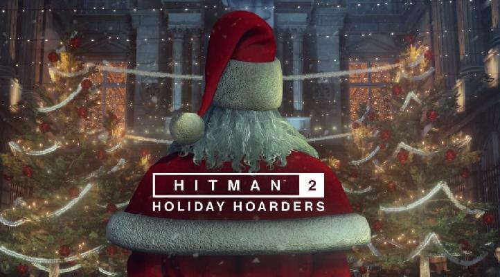 ▷ hitman 2 christmas mission: Hoarders will be a free