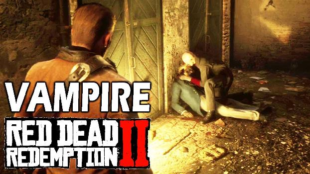 vampire red dead redemption 2