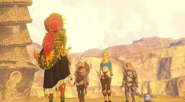 Hyrule Warriors Age Of Calamity How To Unlock Secret Characters