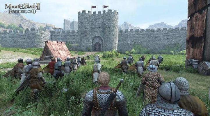 Mount & Blade 2 Bannerlord: the full version not before the end of 2021