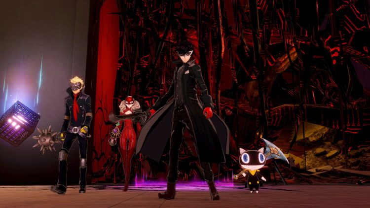 Persona list of games