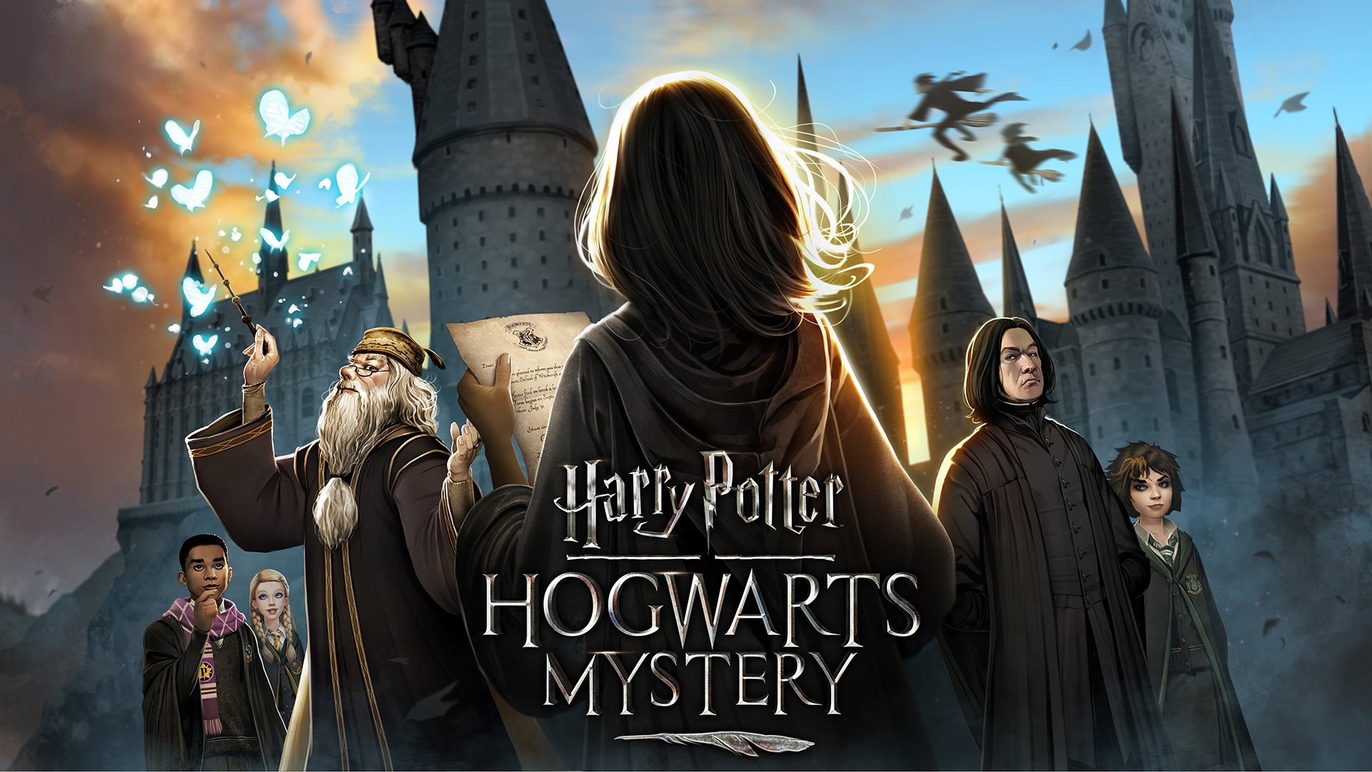 Harry Potter Hogwarts Mystery Patronus How To Get Patronus With Tied Attributes