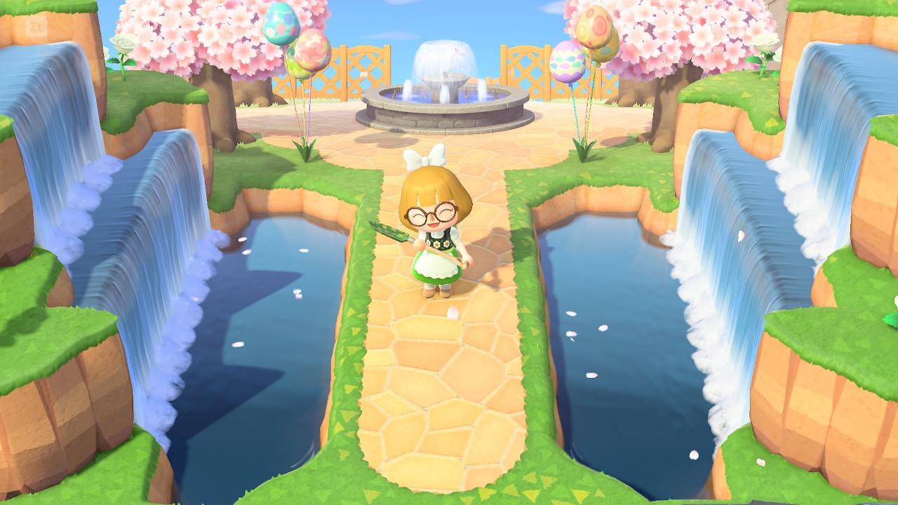 ▷ Animal Crossing New Horizons So entsperren Sie Terraforming