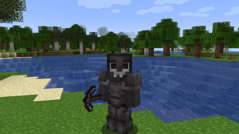 ▷ Minecraft: How to Get Netherite Armor